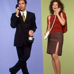 Will & Grace - Staffel 1 Poster