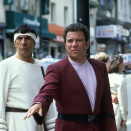 Star Trek IV - Zurück in die Gegenwart / Leonard Nimoy / William Shatner Poster