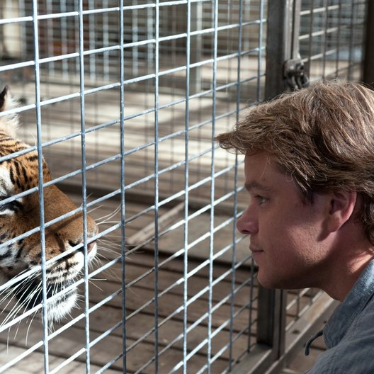Wir kaufen einen Zoo / We Bought a Zoo / Matt Damon