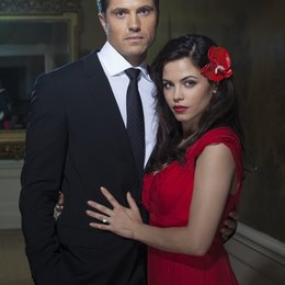 Witches of East End / Jenna Dewan-Tatum / Eric Winter Poster
