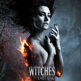 Witches of East End / Mädchen Amick Poster