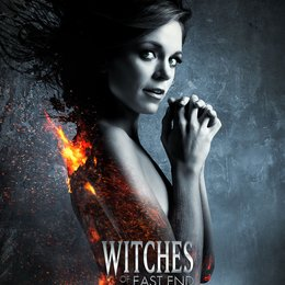 Witches of East End / Rachel Boston Poster
