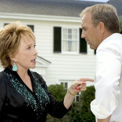 Wo die Liebe hinfällt ... / Shirley MacLaine / Kevin Costner Poster