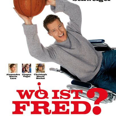Wo ist Fred? / Wo ist Fred!? Poster
