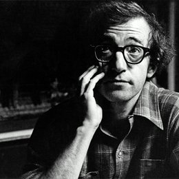 "Woody Allen: A Documentary / Woody Allen / Set ""Manhattan"" Poster"