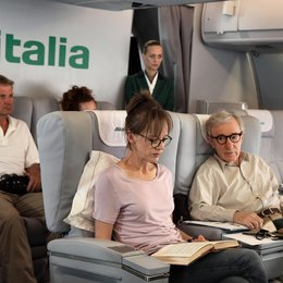 To Rome With Love / Woody Allen Poster