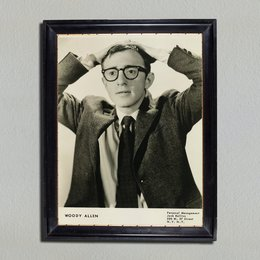 Woody Allen: A Documentary / Woody Allen Poster