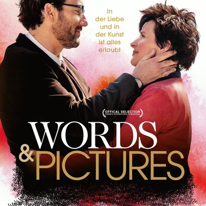Words & Pictures / Words and Pictures Poster