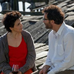 Words & Pictures / Words and Pictures / Juliette Binoche / Clive Owen Poster