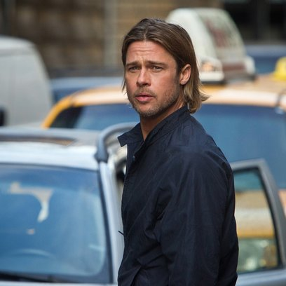 World War Z / Brad Pitt Poster