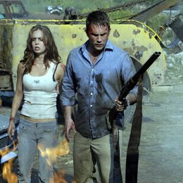 Wrong Turn / Eliza Dushku / Desmond Harrington Poster