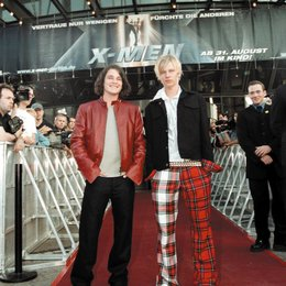 X-Men - Der Film (Premiere) / David Winter / Robert Stadlober