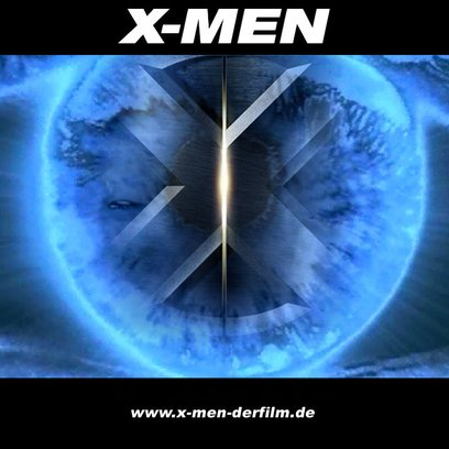 X-Men - Der Film / Wallpaper Poster