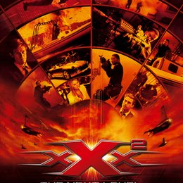 xXx 2 - The Next Level Poster