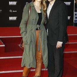 """3D-Deutschlandpremiere von """"Men in Black 3"""" in der O2 World Berlin / Yvonne Catterfeld und Oliver Wnuk"""