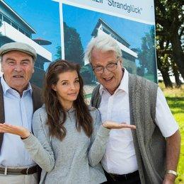 Dora Heldt: Herzlichen Glückwunsch, Sie haben gewonnen! (ZDF) / Yvonne Catterfeld / Lambert Hamel / Peter Sattmann Poster