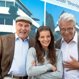 Dora Heldt: Herzlichen Glückwunsch, Sie haben gewonnen! (ZDF) / Yvonne Catterfeld / Lambert Hamel / Peter Sattmann