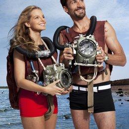 Mädchen auf dem Meeresgrund, Das (ZDF / ORF) / Yvonne Catterfeld / Benjamin Sadler Poster
