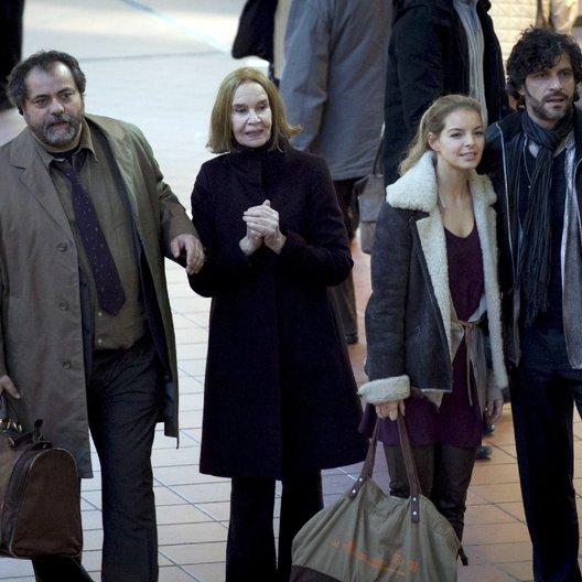 Nur eine Nacht (ZDF) / Yvonne Catterfeld / Gudrun Gundelach / Pasquale Aleardi / Matthias Brenner