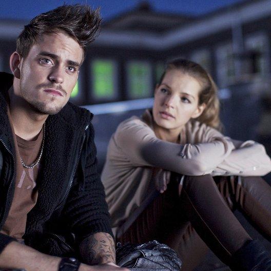 Nur eine Nacht (ZDF) / Yvonne Catterfeld / Marc Barthel Poster