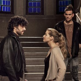 Nur eine Nacht (ZDF) / Yvonne Catterfeld / Pasquale Aleardi / Marc Barthel Poster