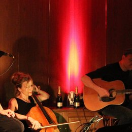 Yvonne Catterfeld in München / Live bei ihrem Münchner Showcase: Yvonne Catterfeld im Restaurant Gandl Poster