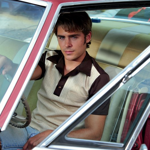 Paperboy, The / Zac Efron Poster