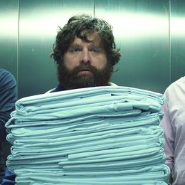Hangover 3 / Bradley Cooper / Zach Galifianakis / Ed Helms Poster