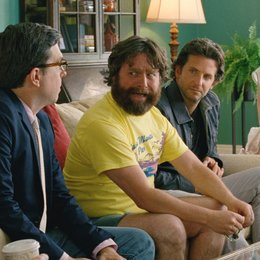 Hangover 3 / Ed Helms / Zach Galifianakis / Bradley Cooper Poster