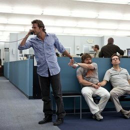 Hangover / Bradley Cooper / Zach Galifianakis / Ed Helms Poster