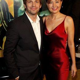 """Snyder, Zack / Snyder, Deborah / US-Premiere von """"Watchmen"""" Poster"""
