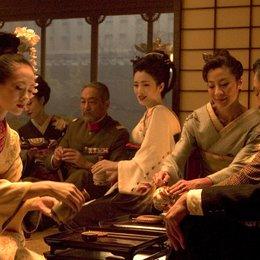 Geisha, Die / Zhang Ziyi / Gong Li / Michelle Yeoh Poster