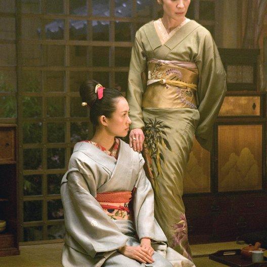 Geisha, Die / Zhang Ziyi / Michelle Yeoh Poster