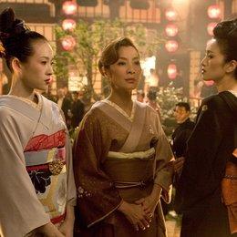 Geisha, Die / Zhang Ziyi / Michelle Yeoh / Gong Li