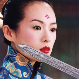 House of Flying Daggers / Zhang Ziyi Poster