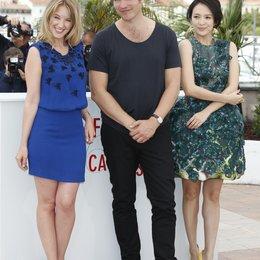 Sagnier, Ludivine / Vinterberg / Ziyi, Zhang / 66. Internationale Filmfestspiele von Cannes 2013