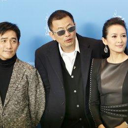 Tony Leung Chiu-wai / Wong Kar Wai / Zhang Ziyi / 63. Berlinale 2013