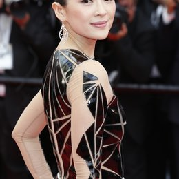 Zhang Ziyi / 67. Internationale Filmfestspiele Cannes 2014 Poster