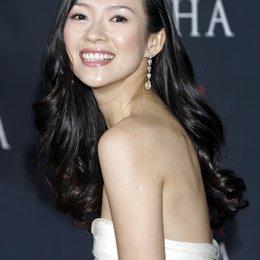 """Zhang Ziyi / Premiere von """"Die Geisha"""""""