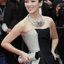 Ziyi, Zhang / 66. Internationale Filmfestspiele von Cannes 2013 Poster