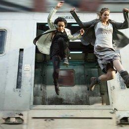 Die Bestimmung - Divergent / Zoë Kravitz / Shailene Woodley Poster