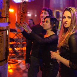 Die Bestimmung - Divergent / Zoë Kravitz / Shailene Woodley