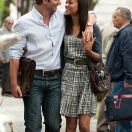 Dieb der Worte / Words, The / Bradley Cooper / Zoe Saldana Poster