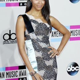 Saldana, Zoe / American Music Awards 2013, Los Angeles Poster