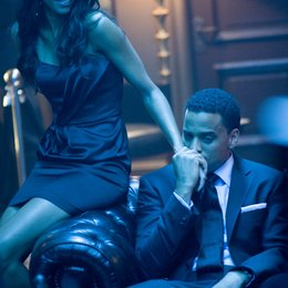 Takers / Zoe Saldana / Michael Ealy Poster