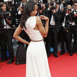 Zoe Saldana / 67. Internationale Filmfestspiele Cannes 2014 Poster