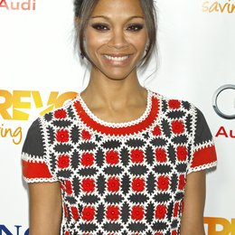 Zoe Saldana / Trevor Live - The Trevor Project / Trevor Hero Award Poster