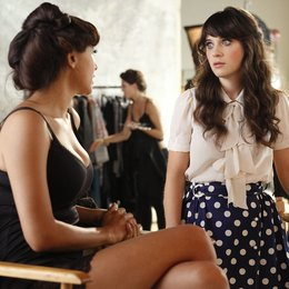 New Girl / Zooey Deschanel Poster
