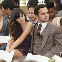 New Girl / Zooey Deschanel / Jake M. Johnson Poster