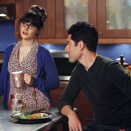 New Girl / Zooey Deschanel / Max Greenfield